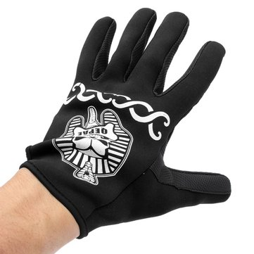 Bicycle Bike Winter Sports Warm Cycling Full Finger Gloves