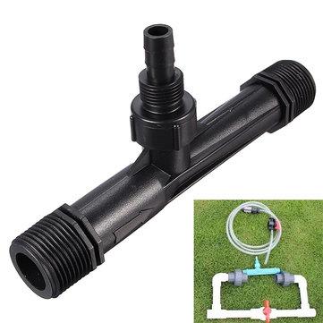 1/2 pollice venturi tubo d'irrigazione di agricoltura di iniettori di frullatore di fertilizzante