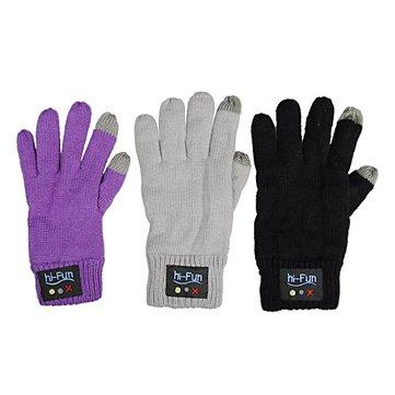 Bluetooth Handschoenen Unisex Touch Screen Magic Handschoenen Speaker Voor iPhone Samsung Xiaomi
