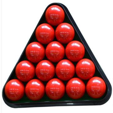 8 Ball Pool Biljarttafel Rack Driehoek Rack Plastic Biljart Tripod Standaard Maat