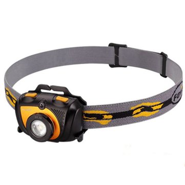 FENIX XP-G R5 LED 2AA Headlamp Headlight With Strap