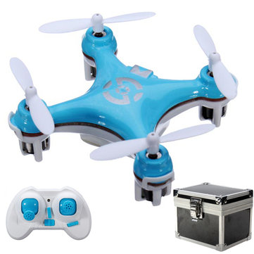 US$19.99 Cheerson CX-10 CX10 2.4G 6 Axis RC Quadcopter with Gift Box RC Toys & Hobbies from Toys Hobbies and Robot on banggood.com
