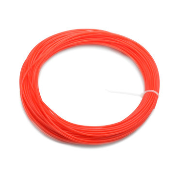 Effetool PLA 22M 1.75mm Red Filament for 3D Printing Pen Printer Filament