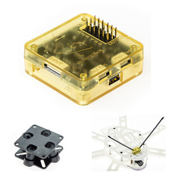 New Version OpenPilot CC3D EVO Flight Controller STM32 32-bit Flexiport for RC Drone FPV Racing