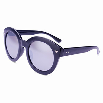 2014 Unisex Vintage Round Sunglasses Mirrored Circle Frame Glasses