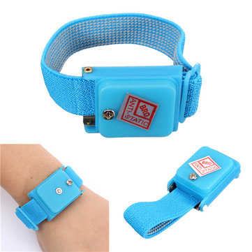 Anti Static Bracelet Electrostatic ESD Discharge Band WrisT-strap