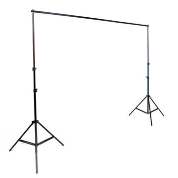 2x2m 6.5FT Professinal Photography Background Backdrops Support System Stands Studio