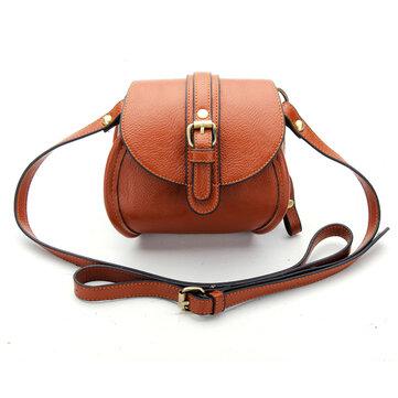Женщин PU кожаный пояс оформлен двойной застежкой-молнией мини crossbody сумка