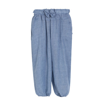 Baby Hemp Fiber Blend Pants Short Ventilate Summer Cool Bottom