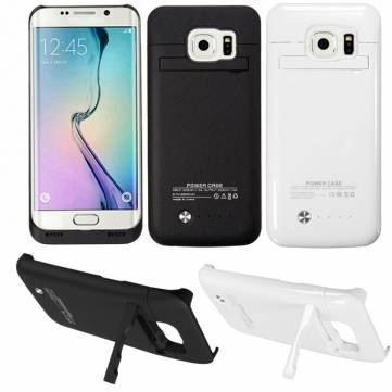 4200mAh External Backup Battery Power Bank Case For Samsung Galaxy S6 Edge