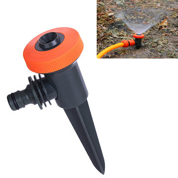 Garden Inserted Sprinkler Nozzle Lawn Irrigation Cooling Spray Tool