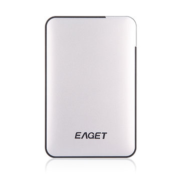 Eaget G30 2T USB 3.0 External Hard Drive 5400 RPM 8M Cache Ultra Slim HDD