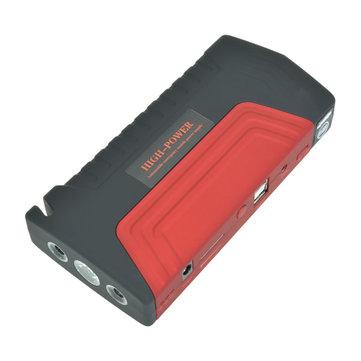Araba Jump Starter TM15S + 16800mAh Çok Fonksiyonlu Güç Bankası Batarya Şarj Cihazı Acil Durum Çalıştırma Başlatma