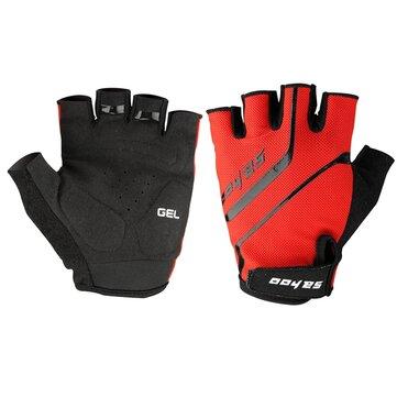 SAHOO Outdoor Fiets Tactische Ademende Sport Fietsen Half Finger Handschoenen Fietshandschoenen