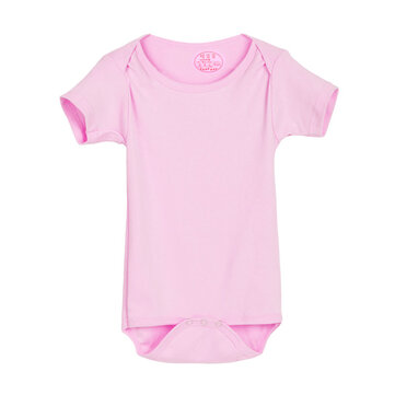 Baby Cotton Rompers Bodysuit Infant Costume 4 Colors