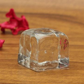 2.3cm Photography Props Geometric Simulation Ice Grain Ice Acrylic Ice