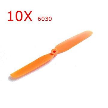 10X gemfan hélice 6030 de accionamiento directo para los modelos rc