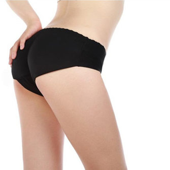 Sexy Women Padded Seamless Butt Hip Enhancer Shaper Panties