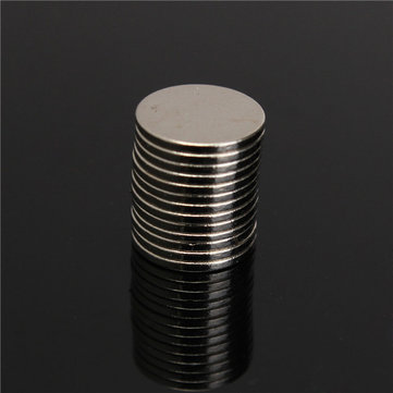 10pcs N52 Strong Round Disc Magnets 10mm x 1mm Rare Earth Neodymium Magnet