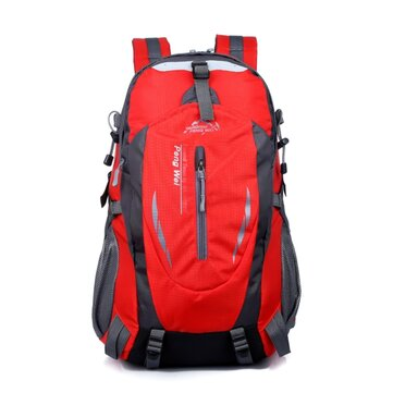 35L Waterproof Nylon Outdoor Hiking Backpacks Travel Sport School Mountain Bags