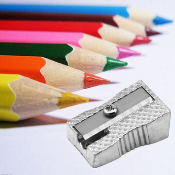 Reliable Metal Pencil Sharpeners Single Hole Drawing Writing Sharpener