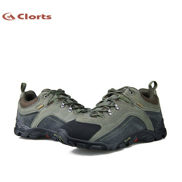 CLORTS Mens Sport Waterproof Trail Running Ventilator Hiking Shoes