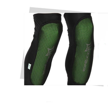 ROCKBROS One Pair Of Cycling Kneepad Breathable Leg Knee Support Brace Wrap Protector