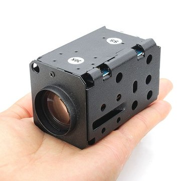 FPV 30X Zoom 700TVL 1/3 CCD High Speed Camera