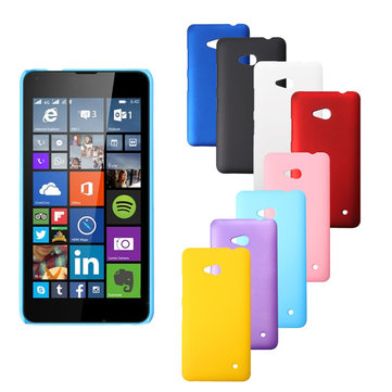Thin Matte PC Hard Back Case For Microsoft Lumia 640
