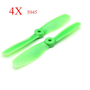 Gemfan 5045 5 Inch Propeller Bullnose 2 CW & 2 CCW For 250 280 310 RC Drone