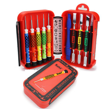Kaisi 10 In 1 Precision Cell Phone Home Appliances Repair Screwdrivers Tweezers Tools Set