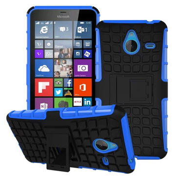 Spider Armor TPU Stand Case Cover For Microsoft Lumia 640XL