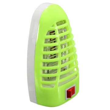110-220V Electronic Mosquito UV Insect Killer Ultraviolet LED Light Anti Fly Bug Zapper