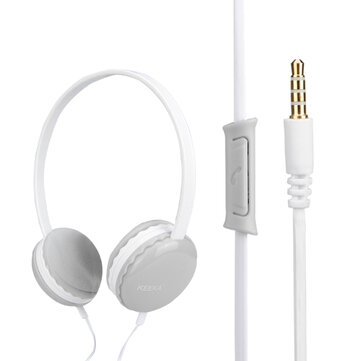 KEEKA Brand U-1 Headset Earphone With Mic For Mobile Phone Tablet