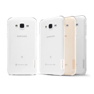 NILLKIN Nature Clear Soft TPU Case Cover For Samsung Galaxy J5