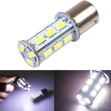 11565630BA15S18SMDArabaBeyaz LED Kuyruk Ters Dönüslü Işık Ampulü