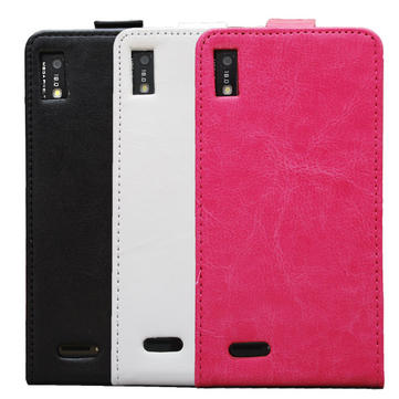 Flip Up And Down PU Leather Protective Case For Blackview Arrow V9