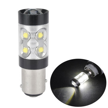 1157 3535 10smd 50w coche blanco LED Freno cola revertir bombilla