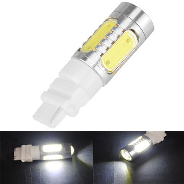 3156 Eagle Eye Lamp Beads 7.5W Car White LED Tail Turn Reverse Light Bulb