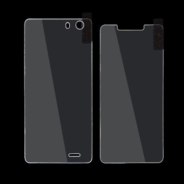 Original Front and Back Tempered Glass Screen Protector For Elephone S2 Plus