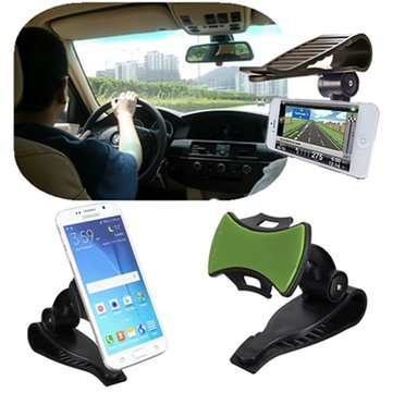 Universal Car Auto Sun Visor PhonE-mount Holder For Mobile Phone