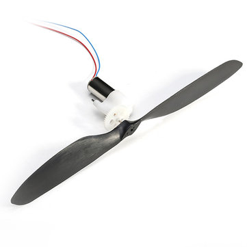Gear Box 716 720 820 Coreless CW Motor + Propeller Combo Set For RC Models DIY