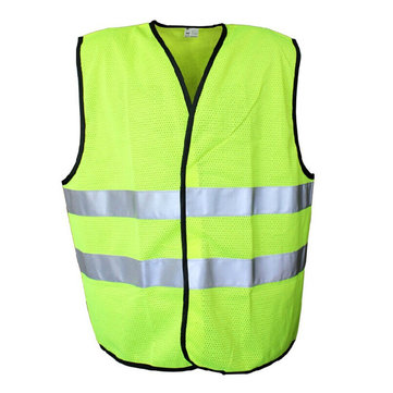 V10M0 Construction Riding Reflective Vest Traffic Safety Vest Outdoor Night Clothes XL