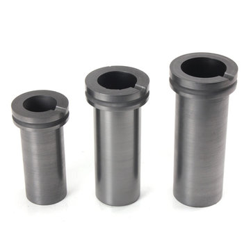 99.9% High Purity Graphite Casting Melting Crucible 1/2/3KG