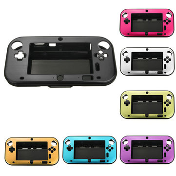 Aluminum Case Cover for Nintendo Wii U Gamepad Remote Controller