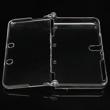 Transparent Clear Crystal Cover Case Skin Protector For New Nintendo 3DS
