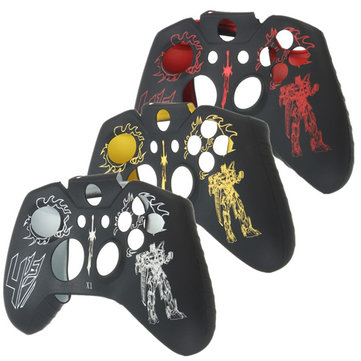 US$3.98Wireless Silicone Gel Case Transformers Style Cover Xbox One ControllerVideo Games AccessoriesfromElectronicson banggood.com