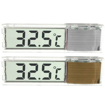 3D Digital Electronic Aquarium Thermometer Tank Temp Meter