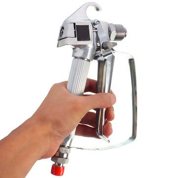 Airless Paint Spray Gun Maximum Pressure 3600 PSI No Gas Spraying Machine without Nozzle
