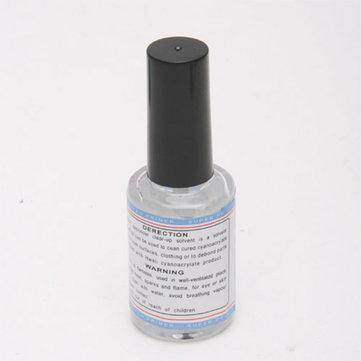 Nail Art Glue Debonder Brush Remover Solution Tool